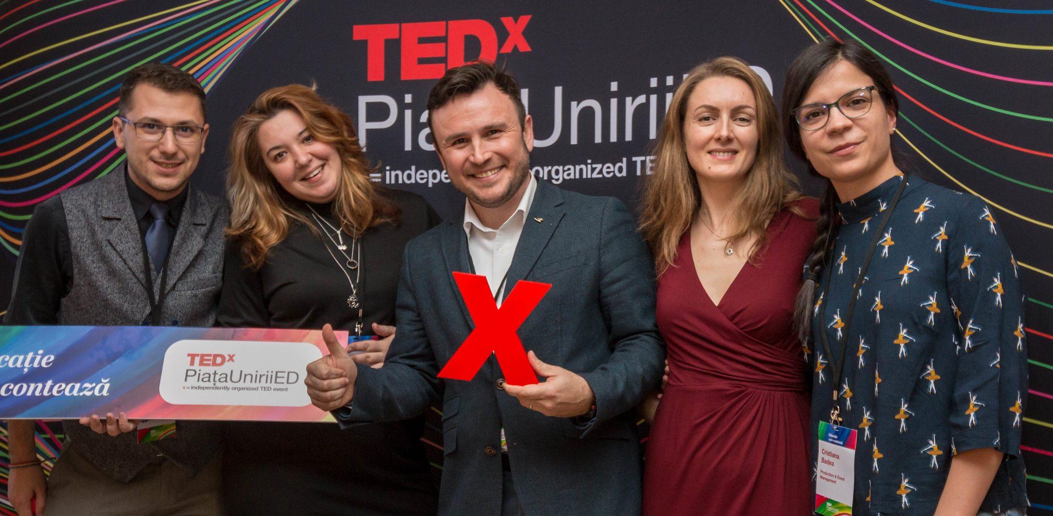 Clasa Viitorului la TEDx Piața Unirii ED
