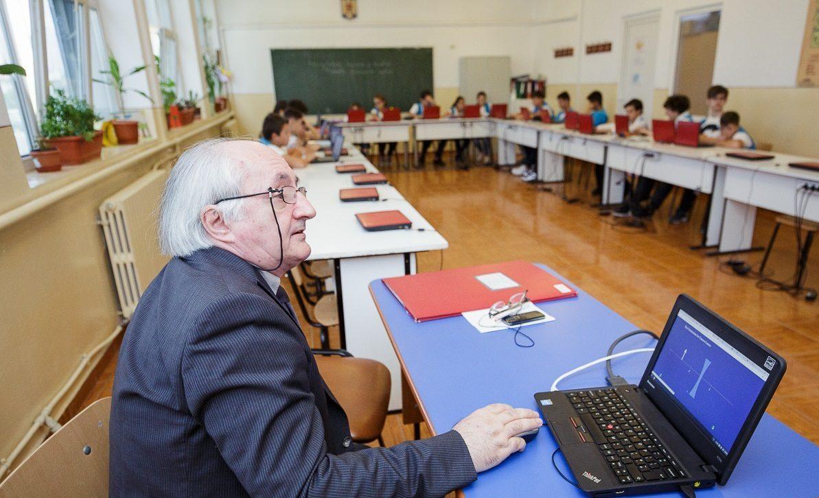 """Noua programă pentru """"Informatică și TIC"""" – clasele a V-a – a VIII-a"""